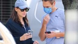 New opportunity: Jennifer Garner no longer hides her relationship with businessman John Miller