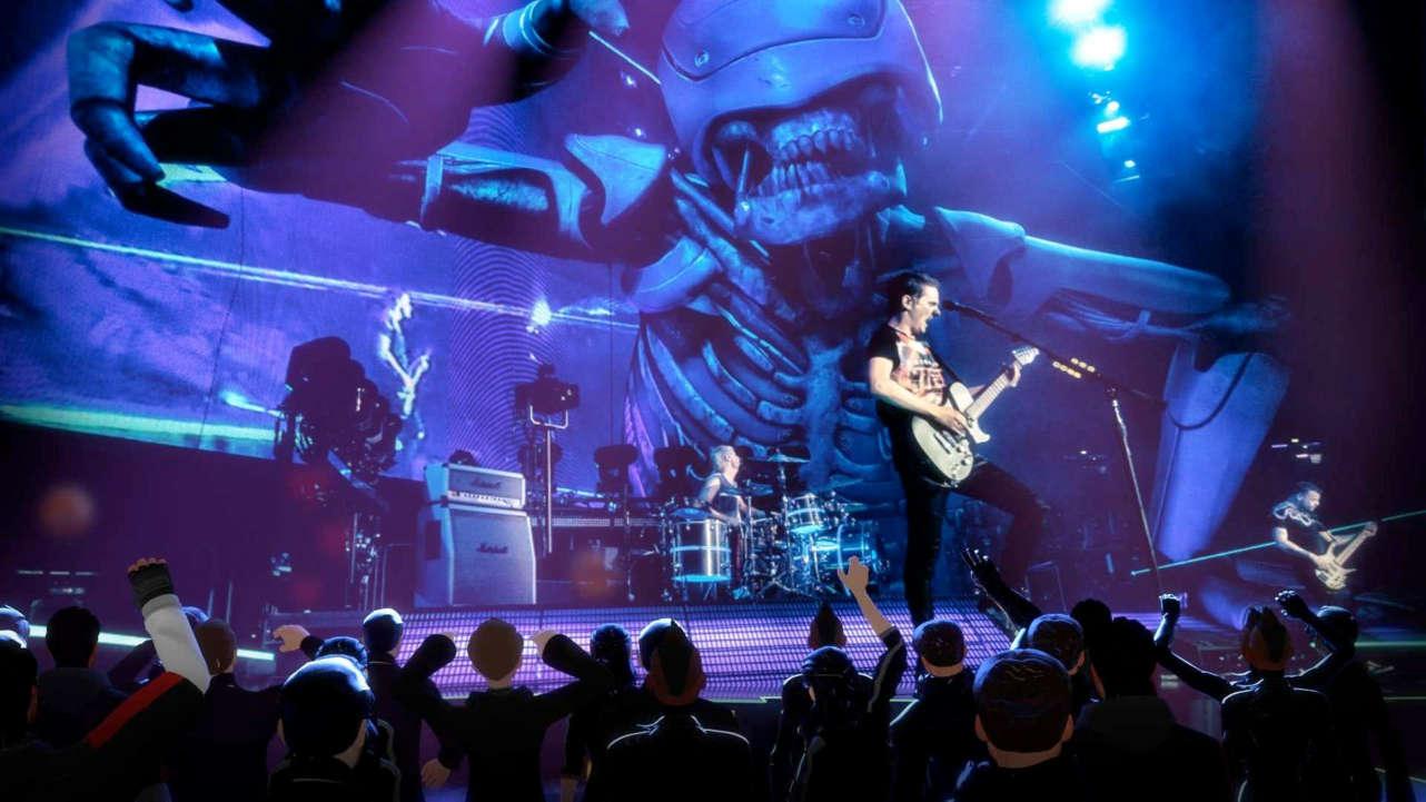 1633356153 Muse reinvents virtual concerts