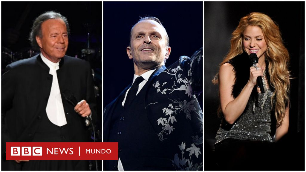 1633385444 Shakira Miguel Bose Julio Iglesias and other celebrities who appear