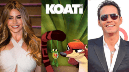"""""""Koati"""": The animated film that will be produced by Sofía Vergara and Marc Anthony"""