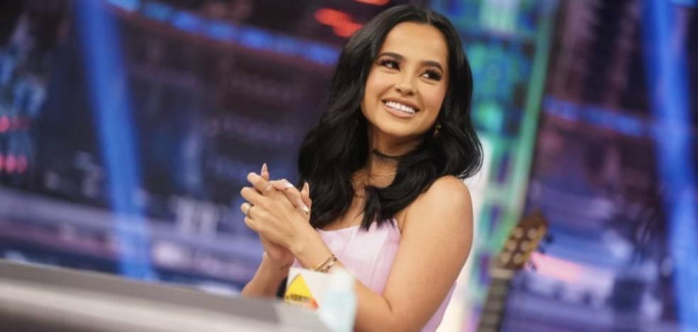 1633425695 Becky G cancels her Spanish tour and explains the reasons