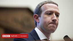 The US $ 6,000 million that Zuckerberg lost with the failure of Facebook (and the scandal of the leaked files) - BBC News World