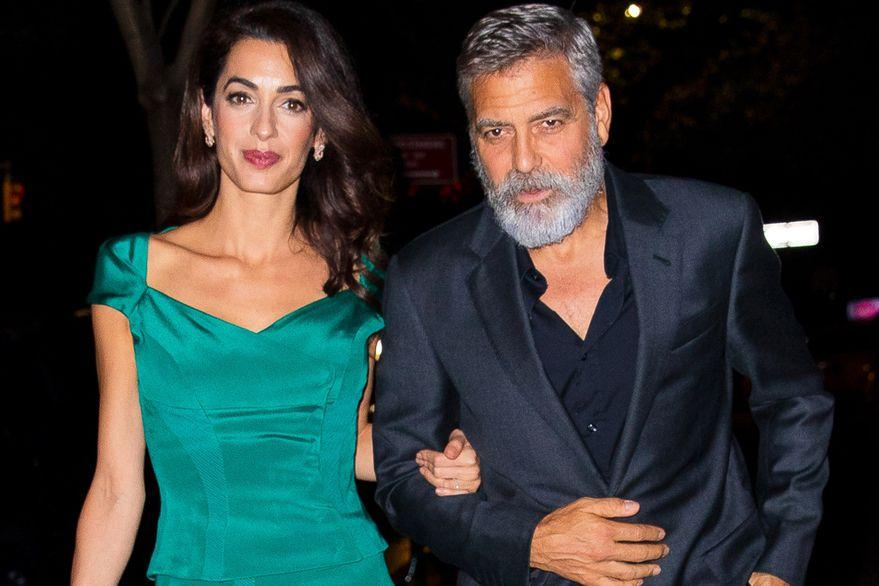 1633508554 The particular reason why George Clooney forbidden his wife to