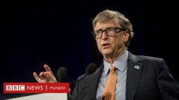 Why Bill Gates is in his worst position in the Forbes billionaire ranking in 30 years - BBC News World