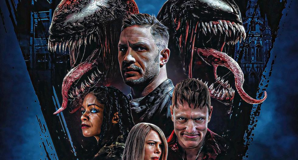 1633625674 Venom Carnage Freed Better than the original read our review