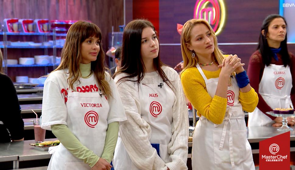 1633647517 MasterChef Celebrity several accidents and a reproach left a new