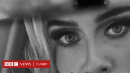What the video reveals with a fragment of Adele's new song (and when it will be released) - BBC News Mundo