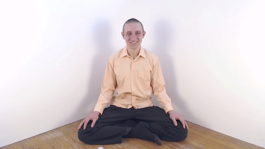 The disturbing case of Benjamin Bennett, the man who only records himself sitting and smiling
