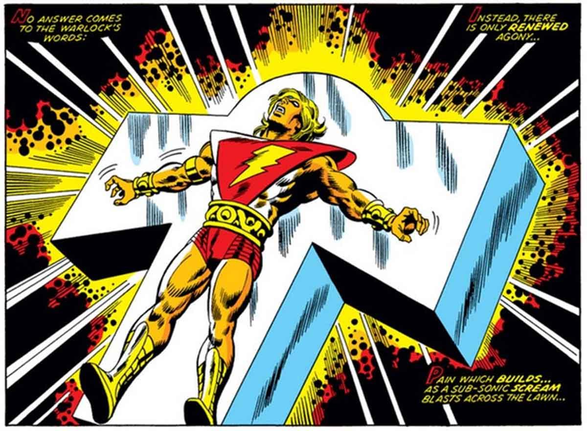 adam warlock comics