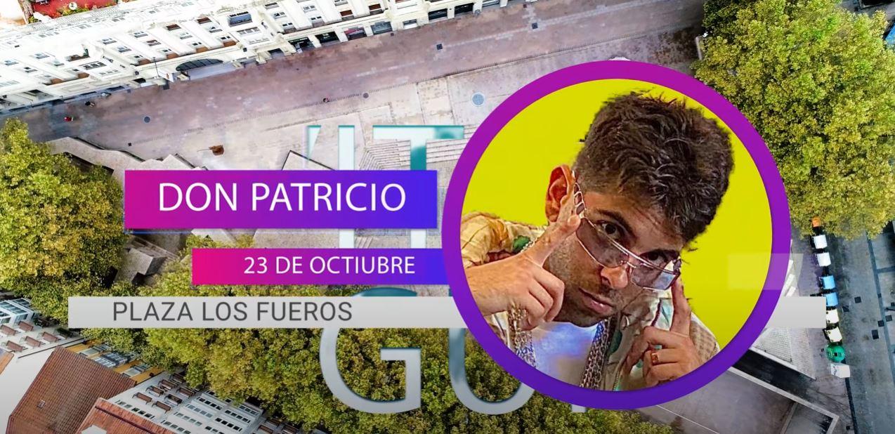 1634322484 Don Patricio and Zetak reopen the Plaza de los Fueros
