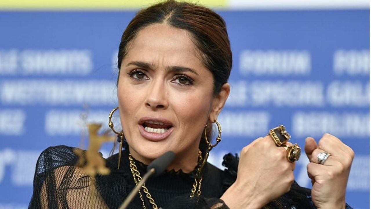 1634431539 The reason why Salma Hayek was left out and was