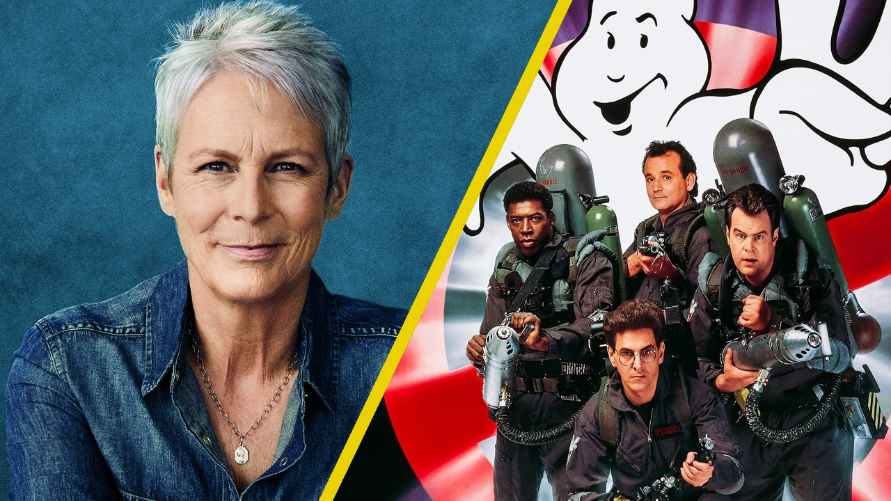 1634438818 Halloween Kills Jamie Lee Curtis confesses that a Ghostbusters actor