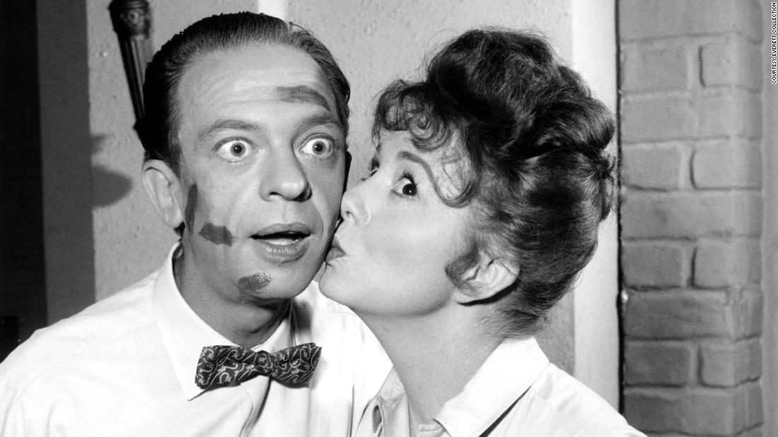 1634551718 Betty Lynn who played Thelma Lou on The Andy Griffith