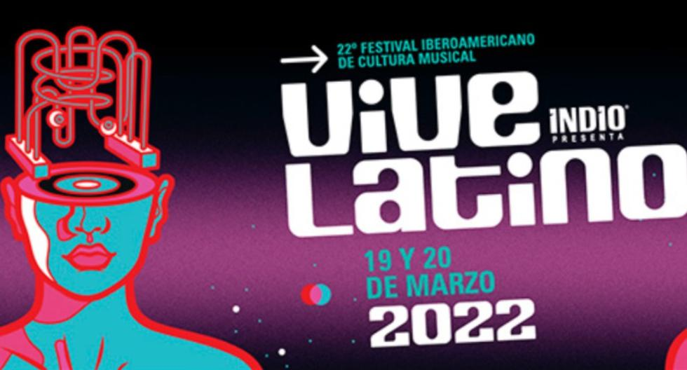 1634586096 Vive Latino 2022 date ticket price and official poster of