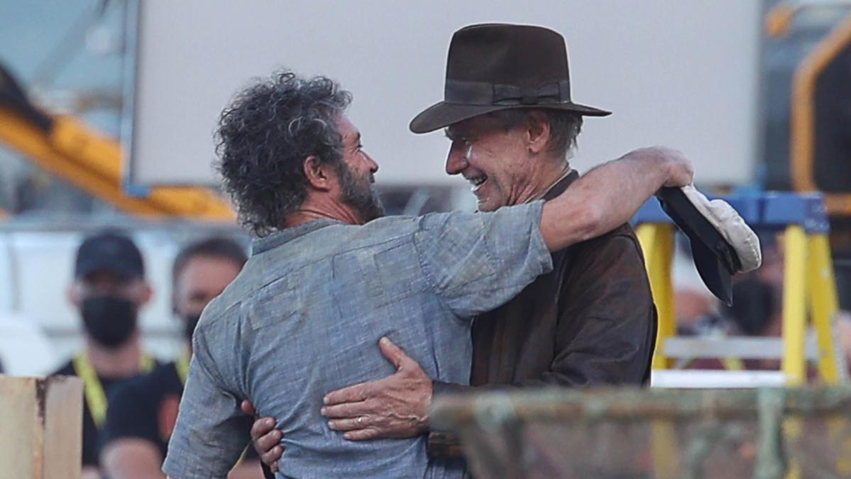 1634861252 Harrison Ford and Antonio Banderas two good friends on the