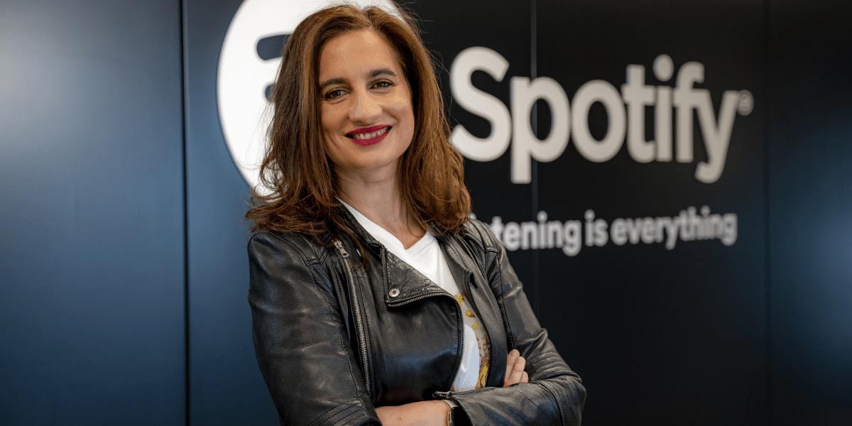 1635087518 Melanie Parejo Head of Music de Spotify Hay que trabajar