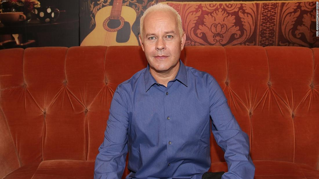 1635122809 The actor who played Gunther in the series Friends dies