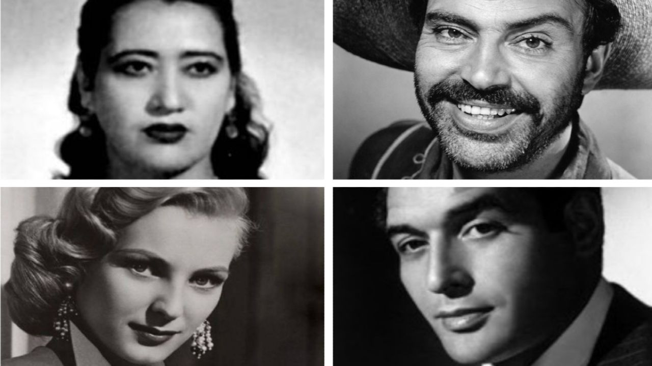 6 celebrities from the golden age of Mexican cinema who