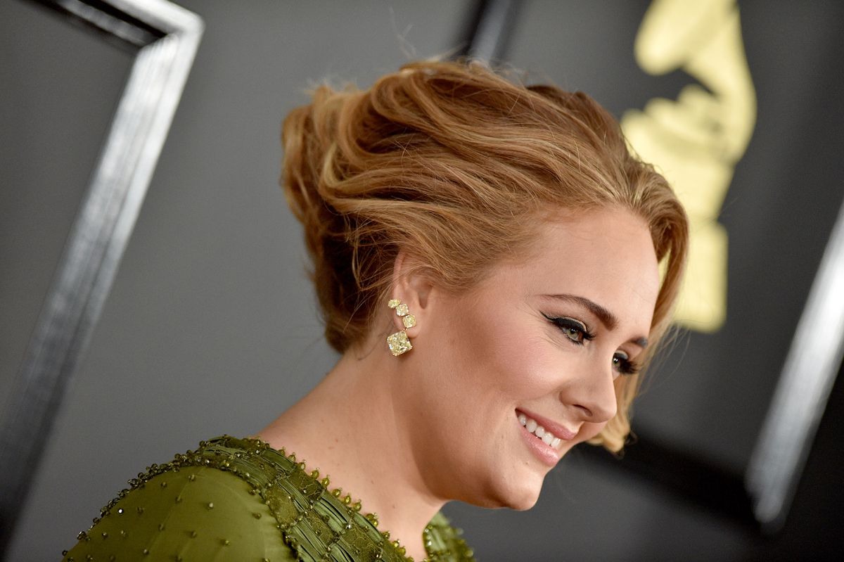 Adele breaks the silence I put myself first