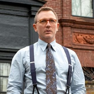 After James Bond what films and series for Daniel Craig