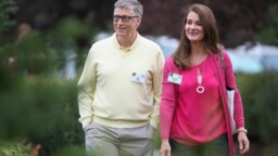 After his divorce, Bill Gates suffers a precipitous fall in the ranking of the richest in the world