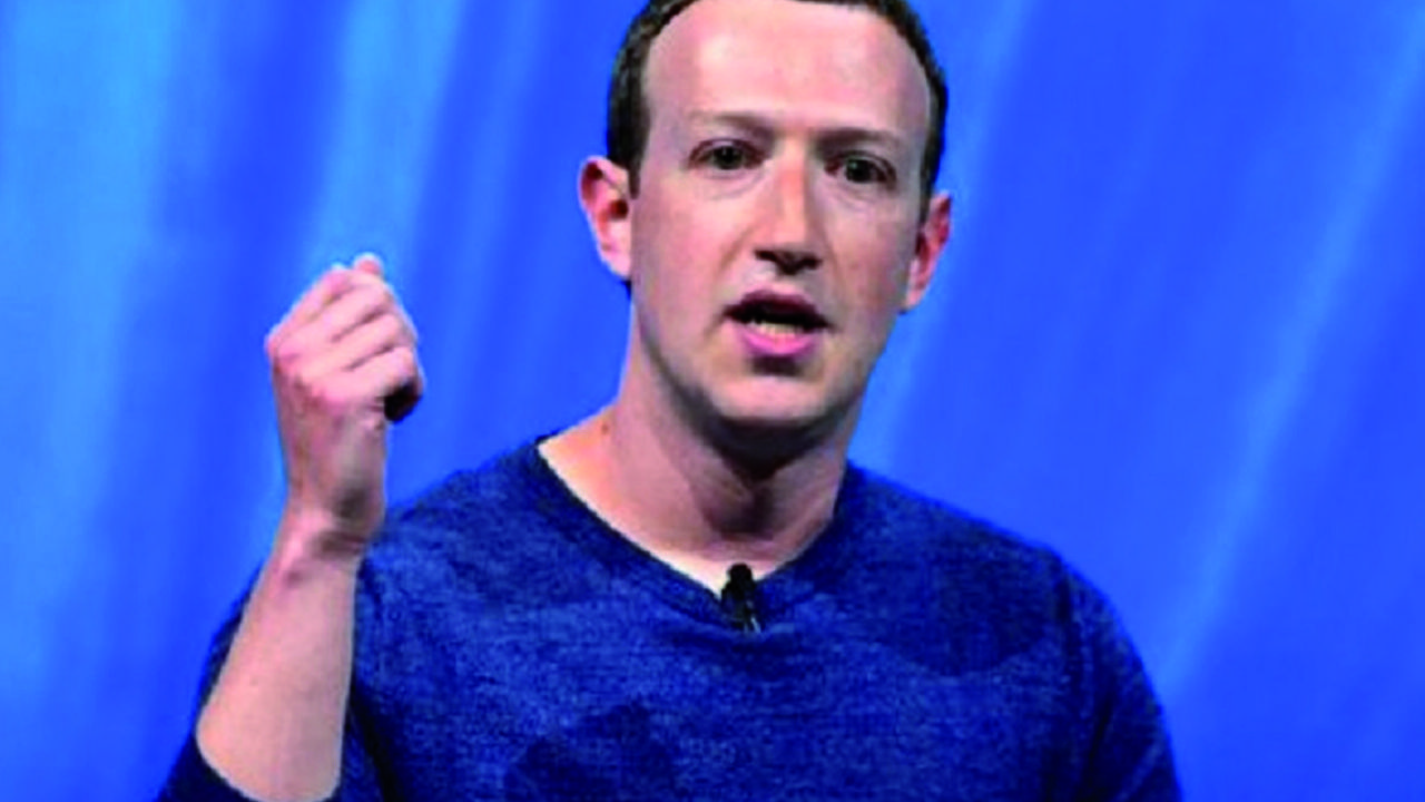 After the fall of Zuckerberg the five richest in the