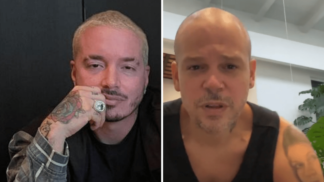 After the fight between J Balvin and Residente the memes