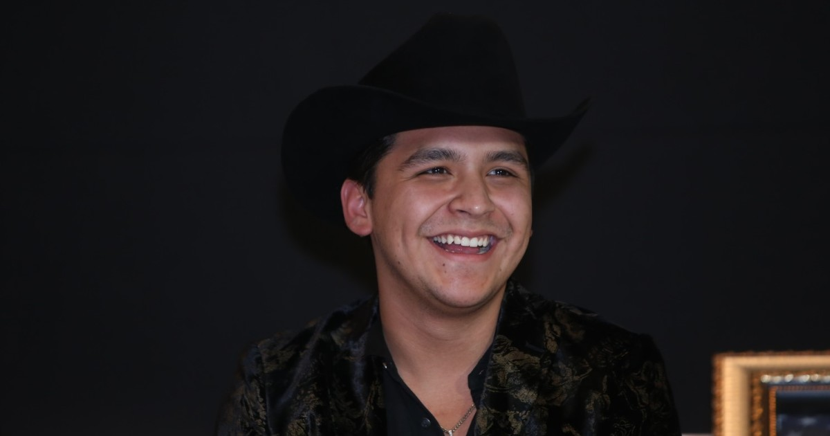 After the scandal they will replace the Christian Nodal concert