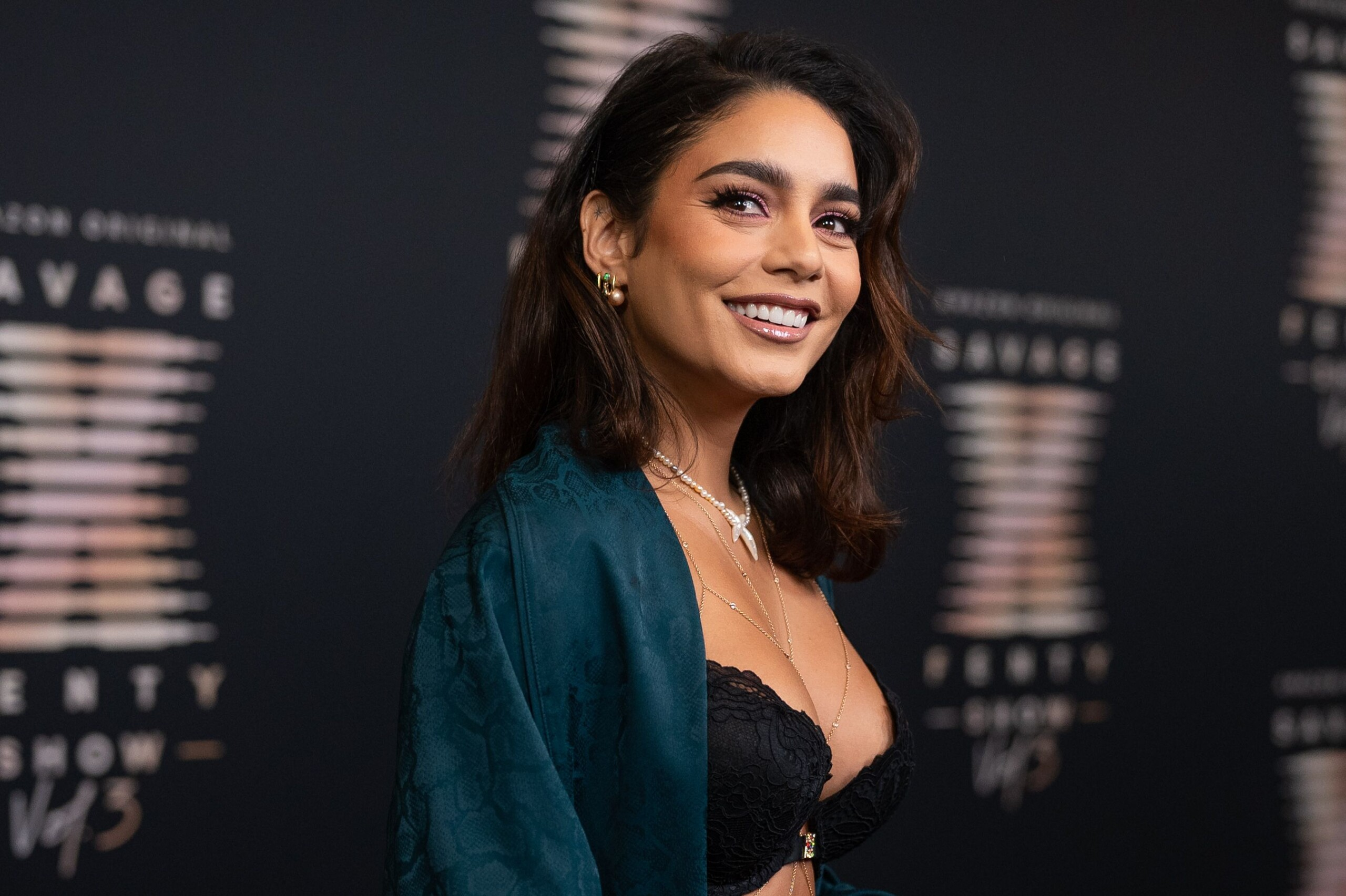 All that star from Tick Tick Boom Vanessa Hudgens eats scaled