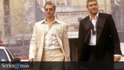 Apple is back with one of the great Hollywood movies, the return of Brad Pitt and George Clooney