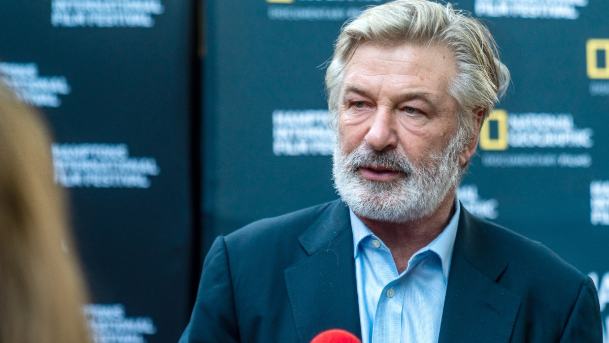 Authorities actor Alec Baldwin fired the gun that caused a