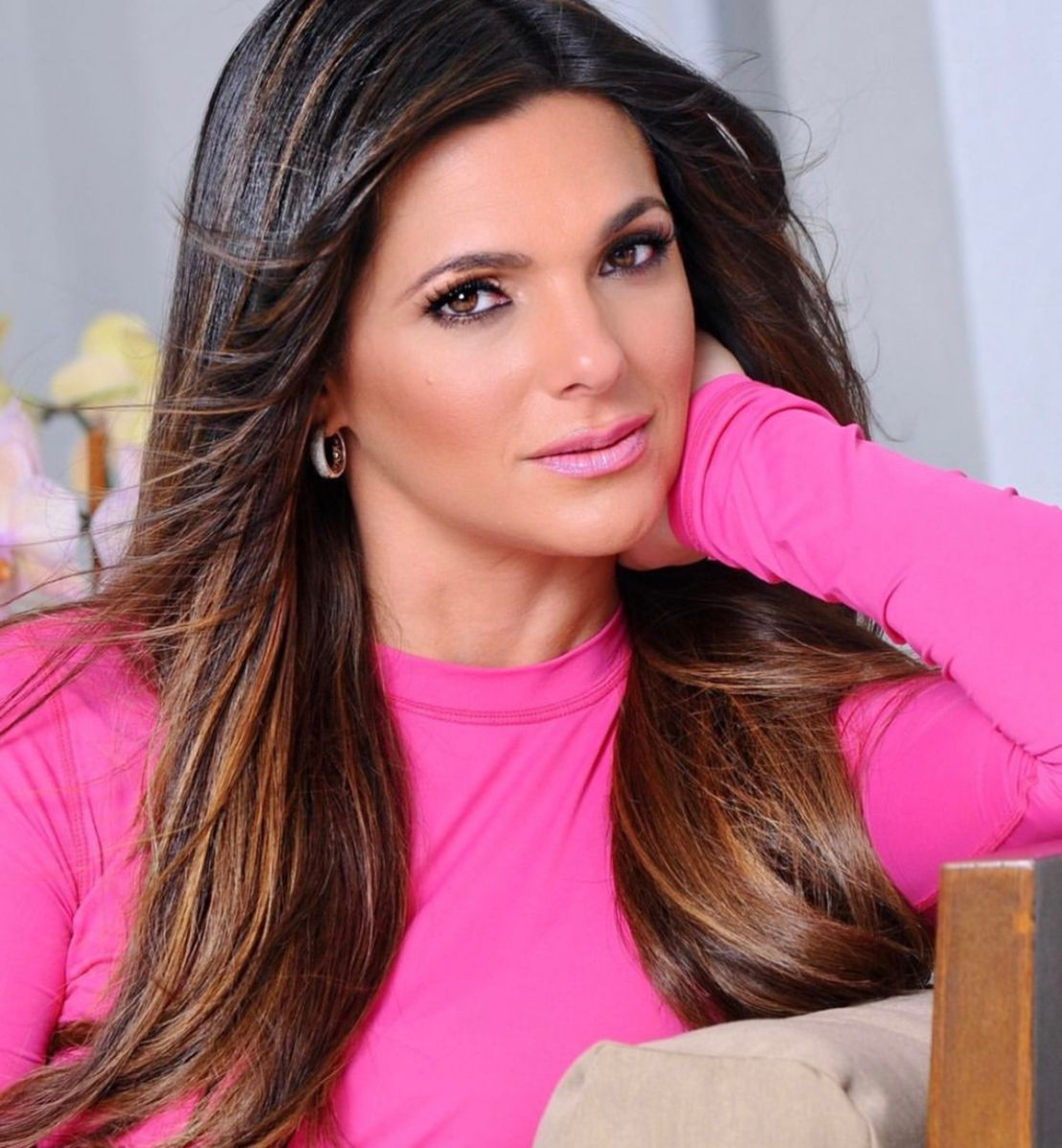 Barbara Bermudo talks about her departure from Univision with Jomari