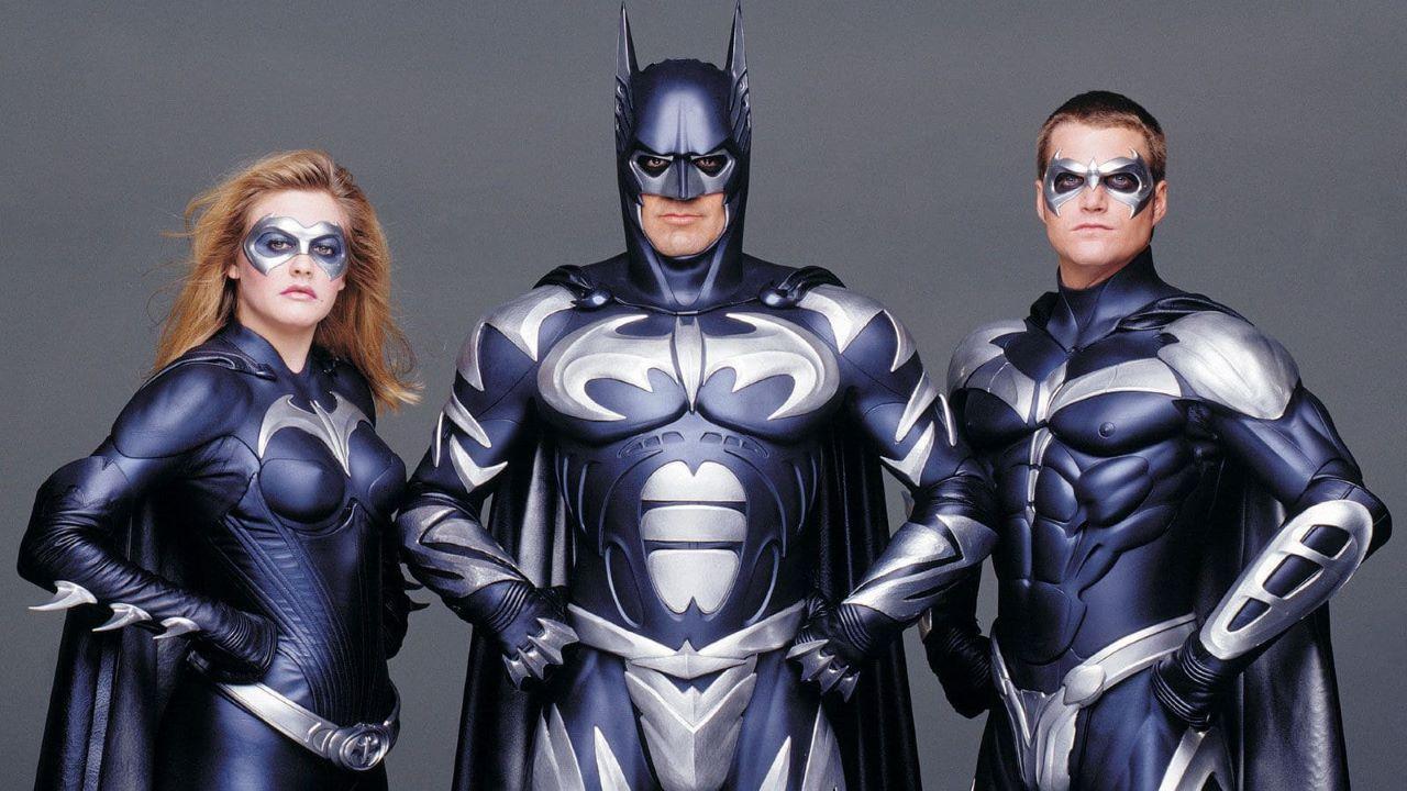 Batman et Robin Alicia Silverstone et son body shaming