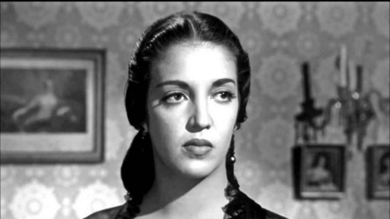 Bella actress del Cine de Oro was the first