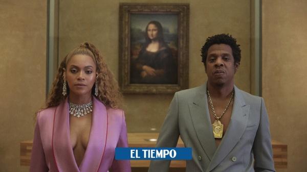 Beyonce y Jay Z un matrimonio de musica lujos escandalos