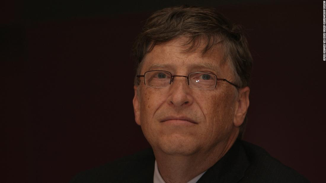 Bill Gates was warned for inappropriate emails with an employee