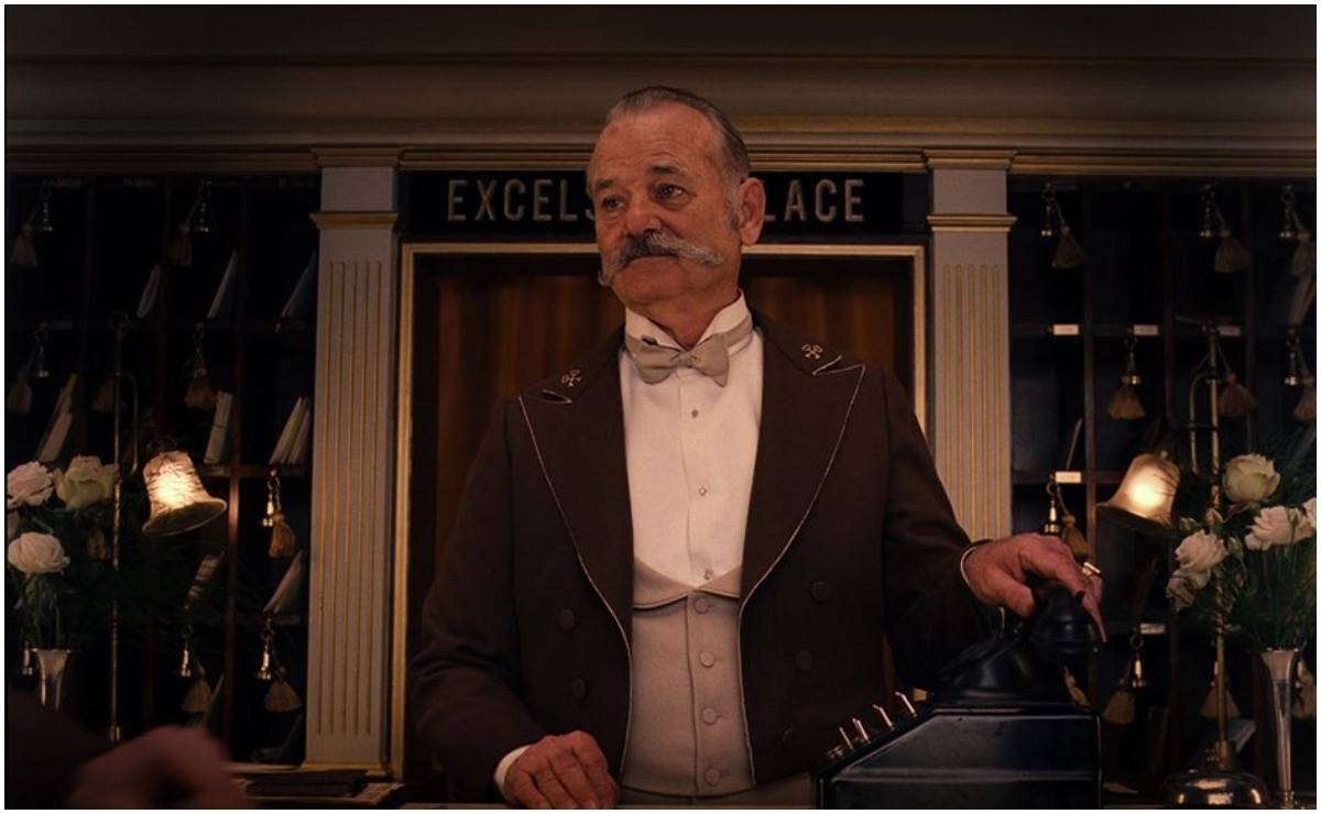 Bill Murray reveals title of Wes Andersons new film