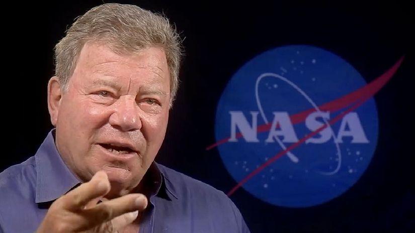 Blue Origin NASA y Elon Musk felicitan a William Shatner