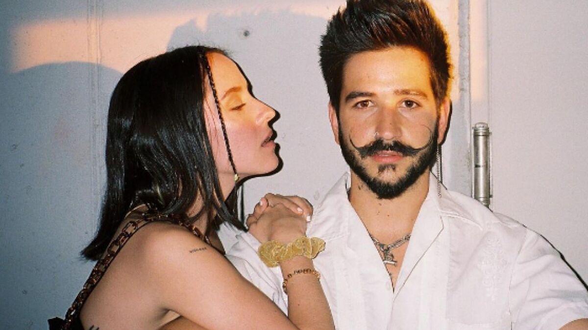 Camilo y Evaluna Montaner seran papas asi dieron la tierna