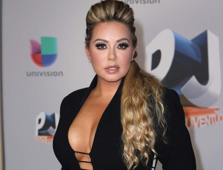 Chiquis Rivera confesses that she was a mother at age