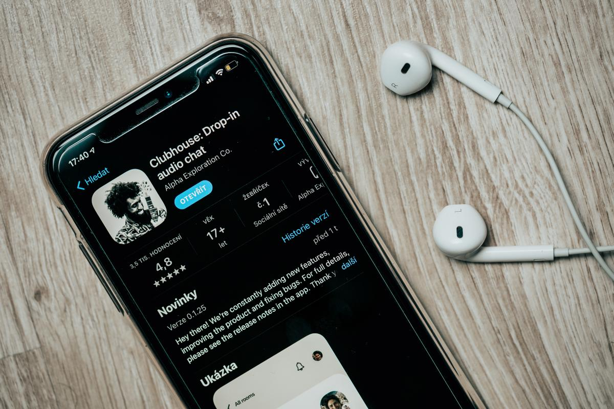 Clubhouse now allows concerts offering Hi Fi audio quality