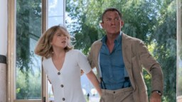 Die can wait: Daniel Craig returns to this scene from the James Bond saga that scared him so much