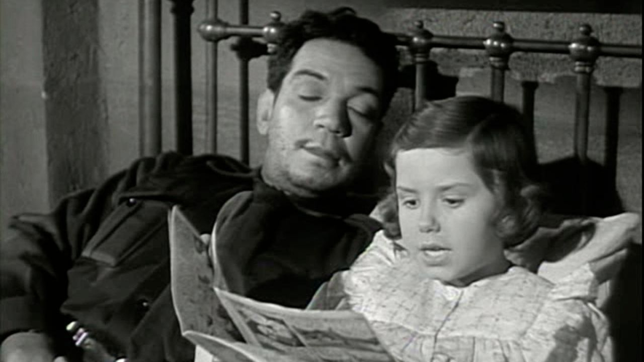 Do you remember Rosario the girl who acted with Cantinflas
