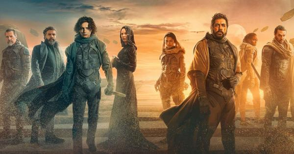Dune breaks box office record for movies with simultaneous release