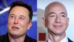 Elon Musk again surpasses Jeff Bezos as the richest in the world; send him this message