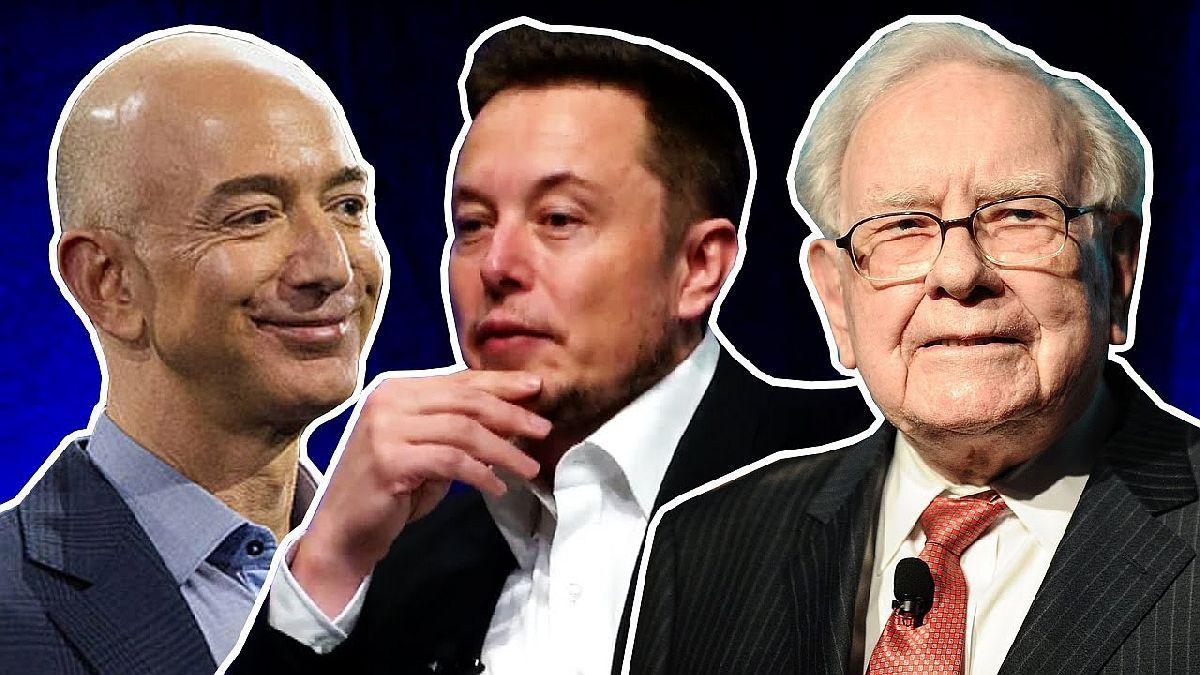 Elon Musk already earns more than Bill Gates and Warren
