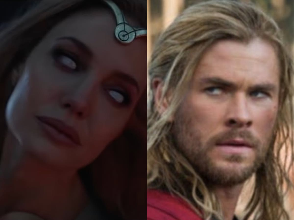 Eternals trailer seems to feature a creepy easter egg from