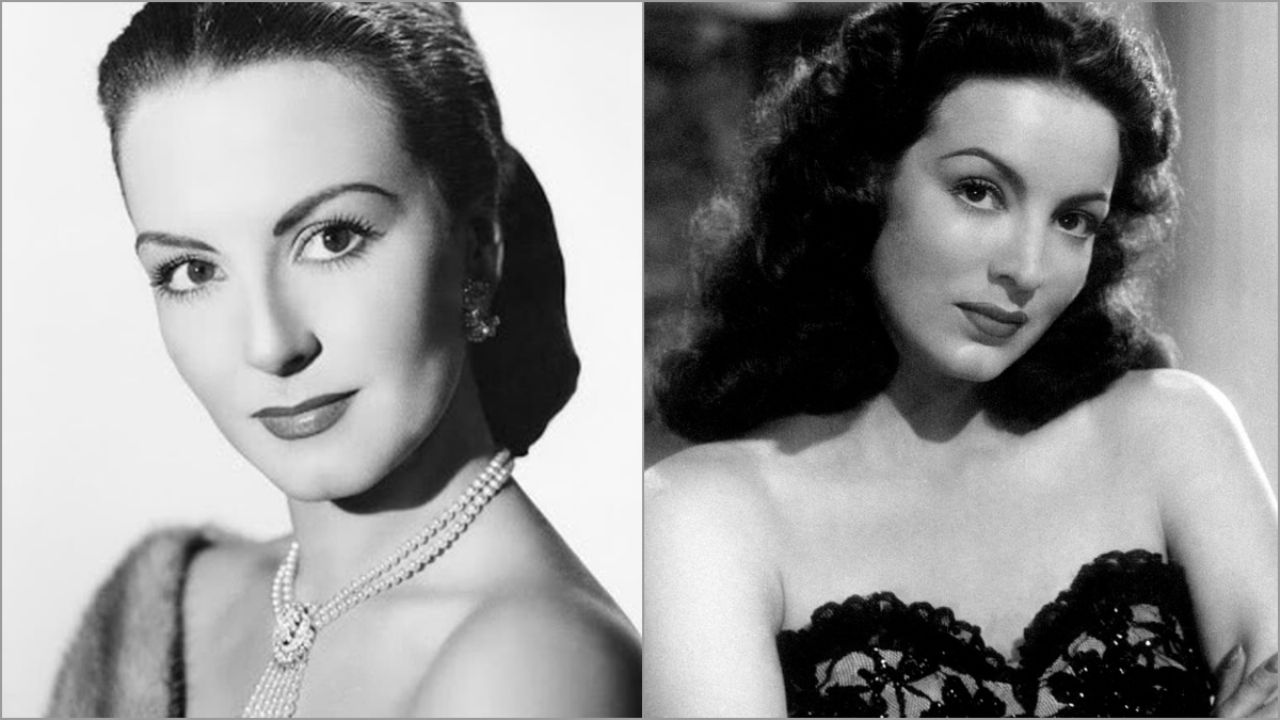 Famous Argentine actress outshone Maria Felix was the most beautiful