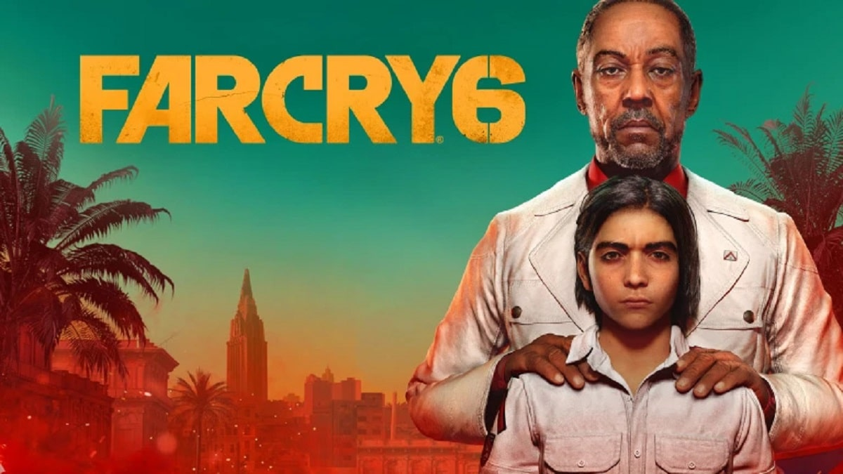 Far Cry 6 on PS5 PS4 and Xbox cheap where