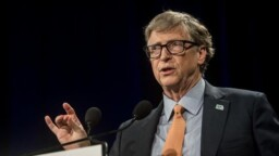 For the first time in three decades, Bill Gates is not among the two most millionaires in the United States.